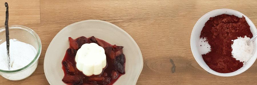 Pudding selber machen mit Puddingpulver